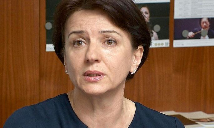 Archivbild: Simona Noja-Nebyla im April 2019