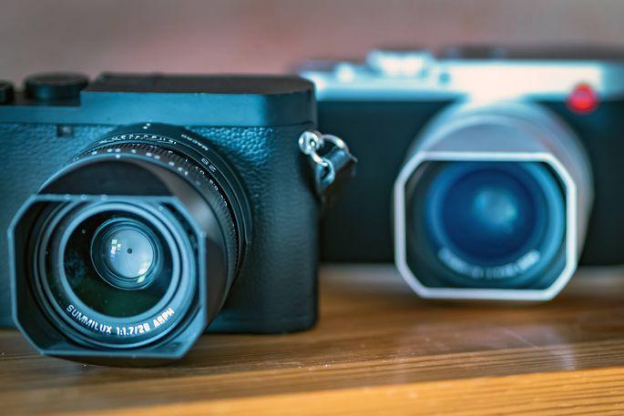 Leica Kamera: Leica Q2 monochrom,