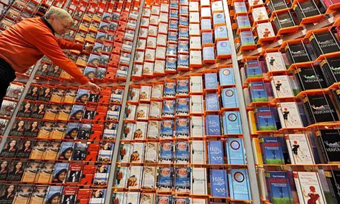 Frankfurter Buchmesse: 156 heimische Verlage vertreten