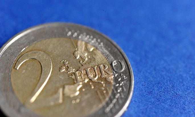 Symbolbild: Euromünze