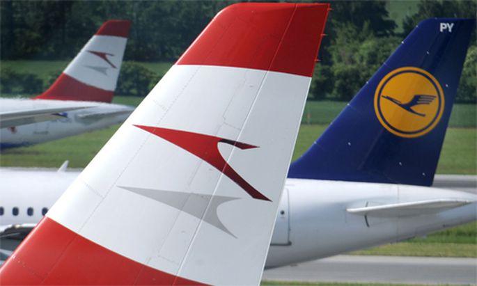 Lufthansa Neue oesterreichische Fluglinie