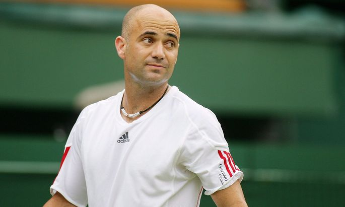 FILES ANDRE AGASSI DRUGS