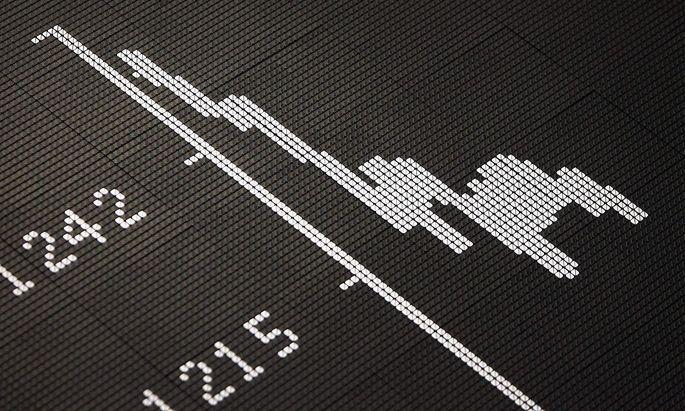 Wichtige Börsenbarometer in Asien brachen um bis zu sechs Prozent ein.