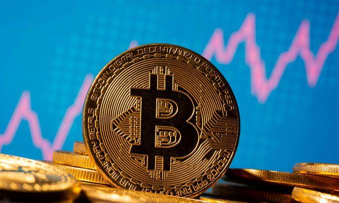 Kryptowährung: Bitcoin knackt erstmals 30.000-Dollar-Marke