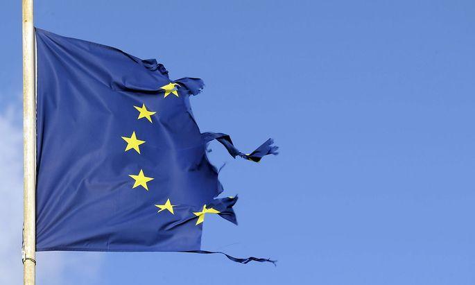 """Forscher warnen vor Versuchen einer """"Renationalisierung"""" wichtiger EU-Politikfelder."""