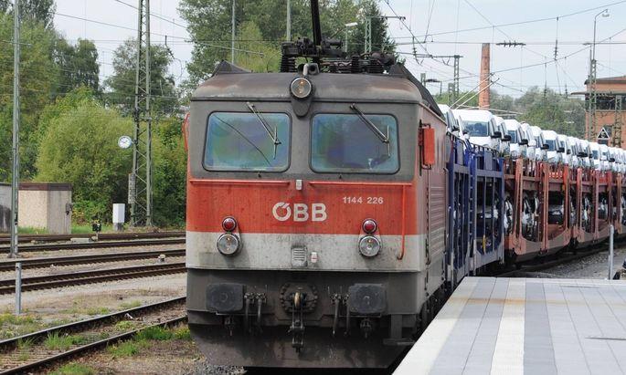Symbolbild: Güterzug