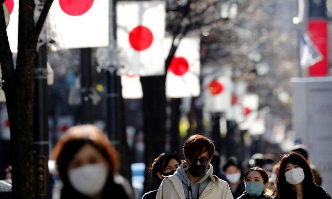Japani Sää