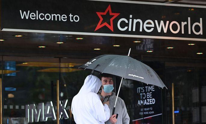 Cineworld will alle Kinos in Großbritannien und Irland schließen