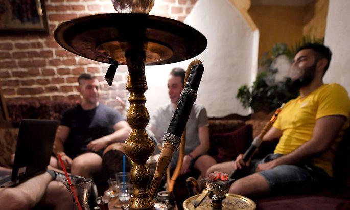 ++ THEMENBILD ++ SHISHA BAR