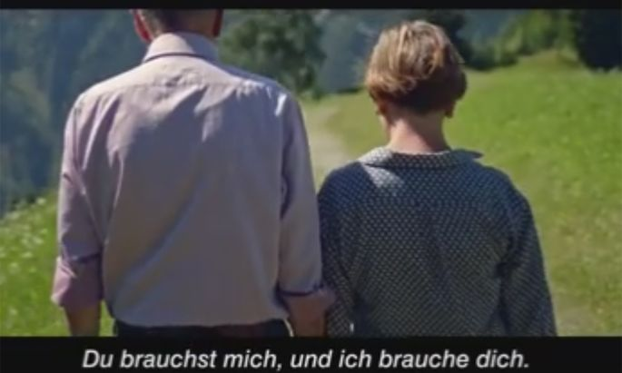 Alexander Van der Bellen im Video.