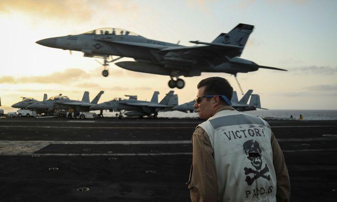 16 Jahre nach der US-Invasion im Irak steht die Golfregion vor einem neuen Krieg.