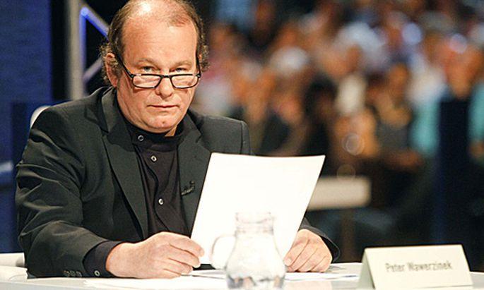 Peter Wawerzinek gewinnt den Ingeborg-Bachmann-preis 2010.