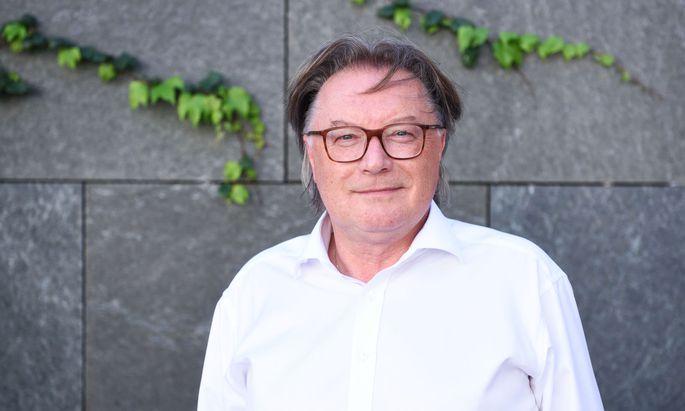 """Janko Ferk: """"Das Kärntner Slowenische ist ein Erbe, das man bewusst antritt oder bewusst ablehnt."""""""