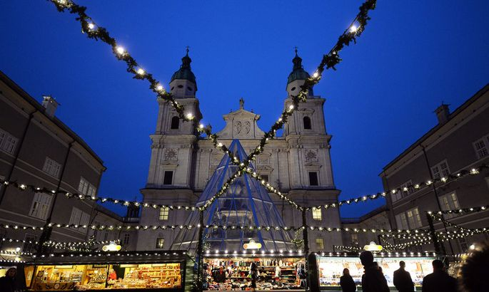 THEMENBILD: WEIHNACHTSMARKT / CHRISTKINDLMARKT / ADVENT