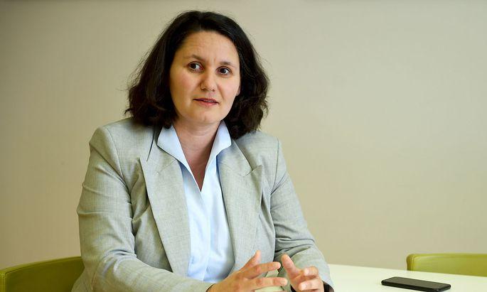 Nach zehn Jahren an der Spitze der Josefstadt wird Veronika Mickel als Bezirksvorsteherin abgelöst.