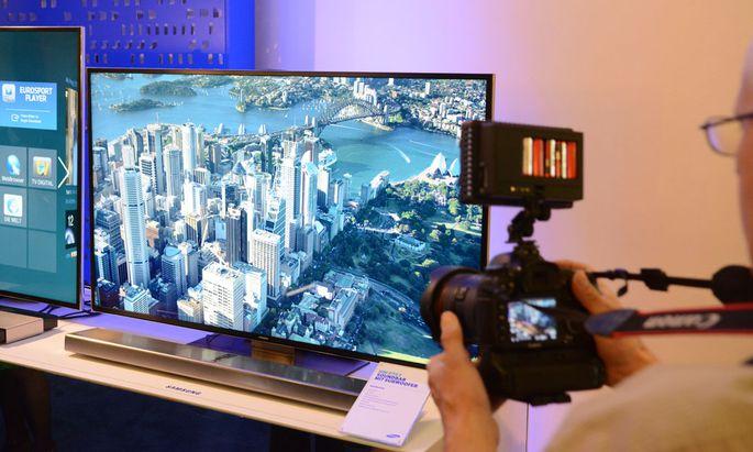 IFA 2013: SmartTV und Ultra-HD gegen