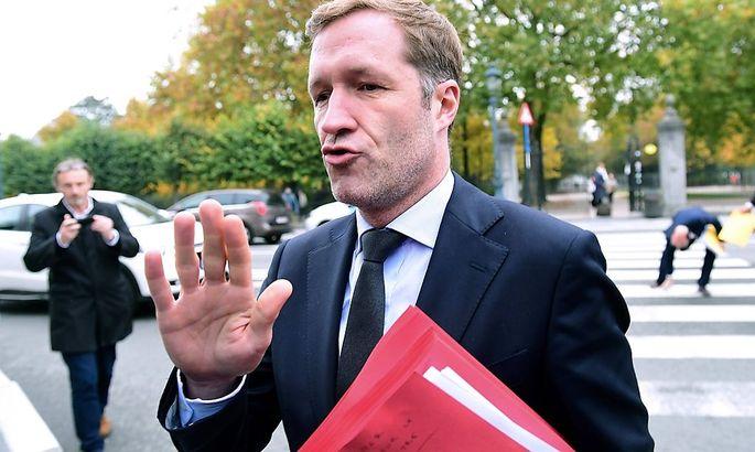 Der wallonische Premier Paul Magnette war am Montag erneut in Brüssel bei den EU-Institutionen geladen.