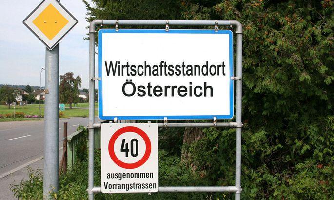 Symbolbild Wirtschaftsstandort Oesterreich