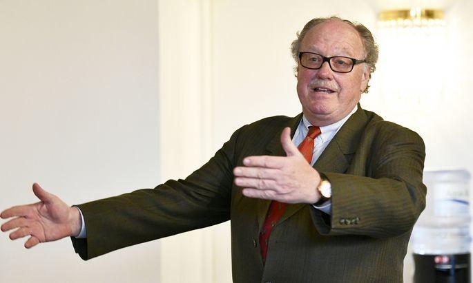 BVT-U-AUSSCHUSWas wäre ein parlamentarischer Untersuchungsausschuss ohne Zeugenauftritt von Alfons Mensdorff-Pouilly?S: MENSDORFF-POUILLY