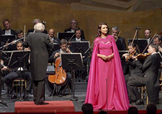 Valentina Naforni?a ist einer der Stars, die in Dominique Meyers Ensemble groß wurden.