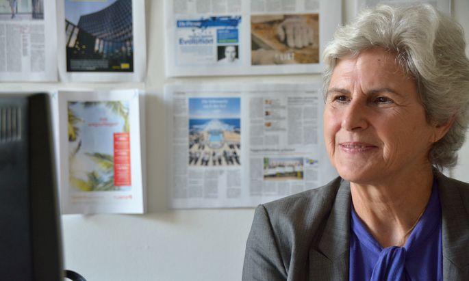 Barbara Rosenkranz im ''Presse''-Chat