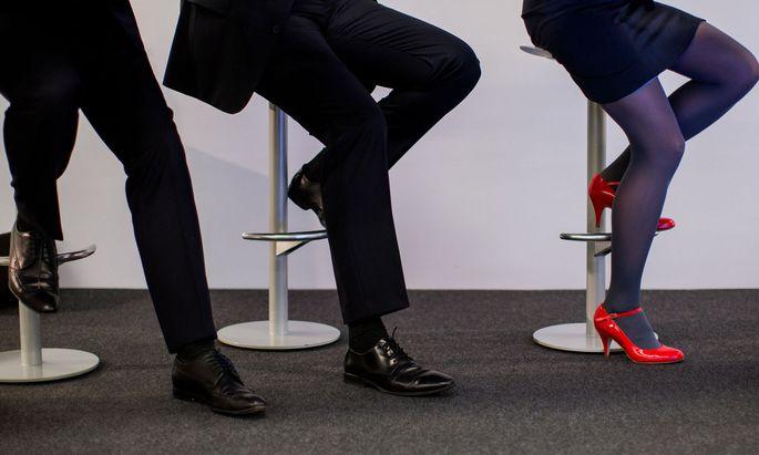 Frauen in deutschen Unternehmen