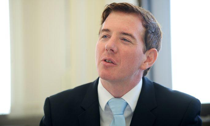 ÖVP-Generalsekretär Peter McDonald.