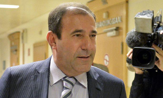 Ex-Telekom-Generaldirektor Boris Nemsic