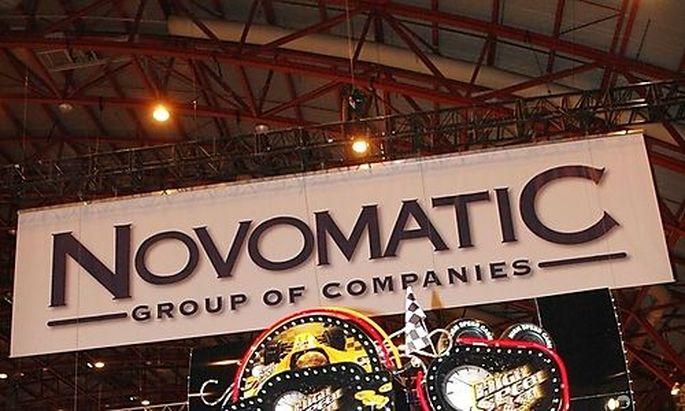 Novomatic entgegenet Aussagen, dass ein Börsegang vom Tisch sei