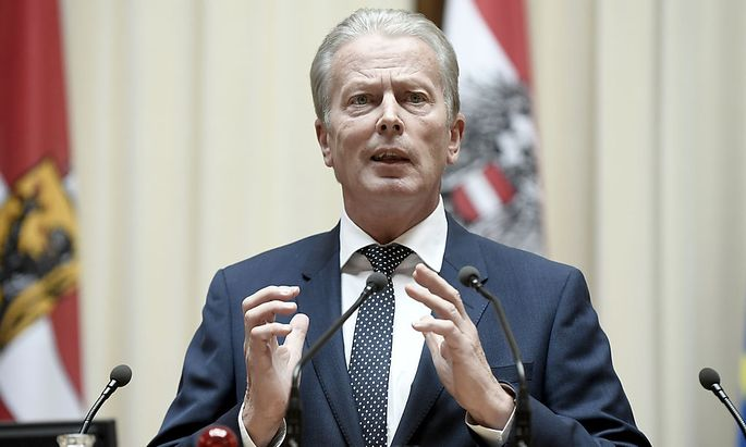 ÖVP-Obmann Reinhold Mitterlehner