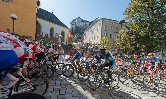 CYCLING - UCI WC Innsbruck