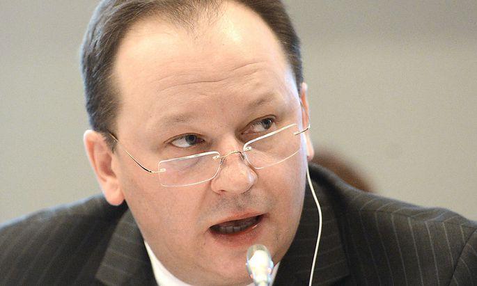SONDERSITZUNG DER OSZE ZUR UKRAINE: PROKOPCHUK