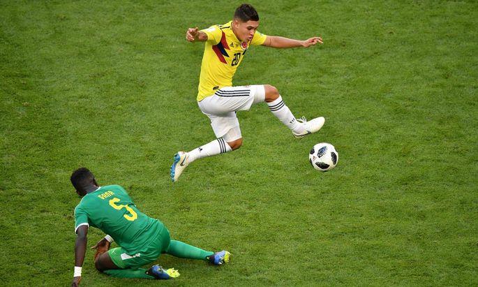 Senegal Gegen Kolumbien