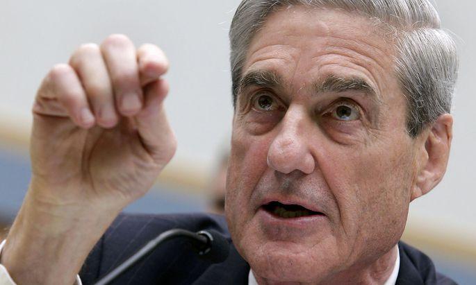 Sonderermittler Robet Mueller hat russische Staatsbürger im Visier.