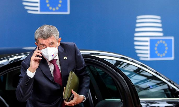 FILES-BELGIUM-CZECH-POLITICS-EU-CORRUPTION