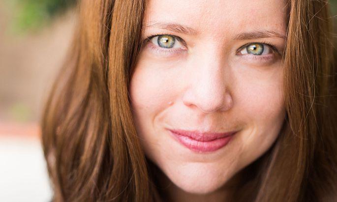 Eine moderne Queen of Crime: Melissa Scrivner Love.
