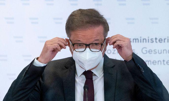 Rudolf Anschober soll Auskunft geben über Impfstoffbeschaffung