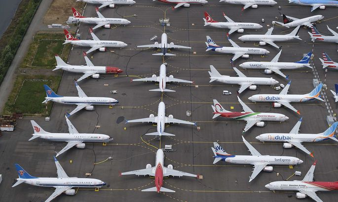 Boeing verliert ersten Kunden.