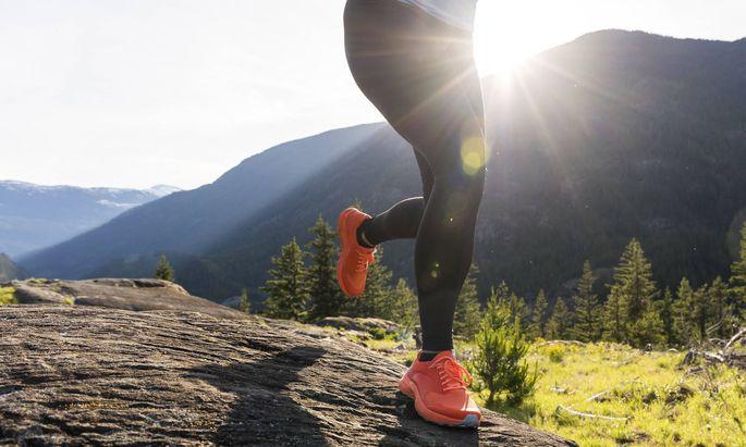 Laufen ist ein Volkssport: In Österreich joggt fast ein Drittel der Bevölkerung ab 15 Jahren regelmäßig.