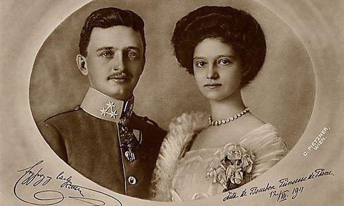 Kaisersohn Rudolph Habsburg-Lothringen gestorben