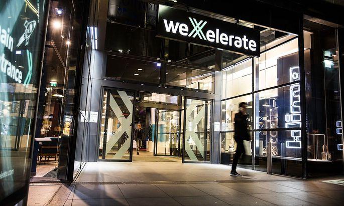Wexelerate residiert im Wiener Design Tower.