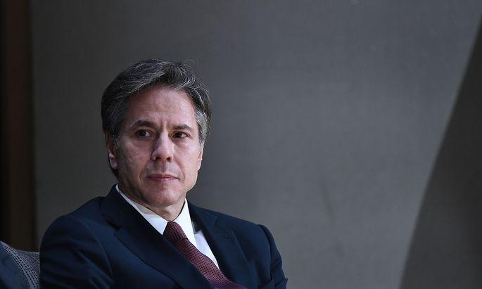 Anthony Blinken gilt gesetzt als neuer Außenminister der USA.