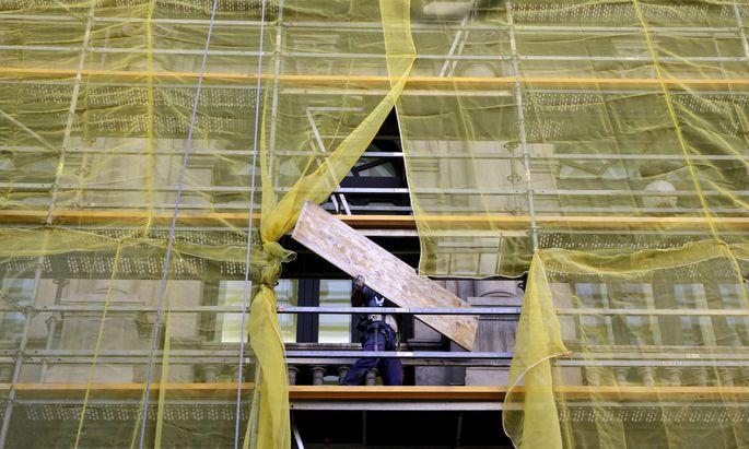 Preisabsprachen auf dem Bau stehen im Zentrum des bis dato größten Kartells in Österreich.