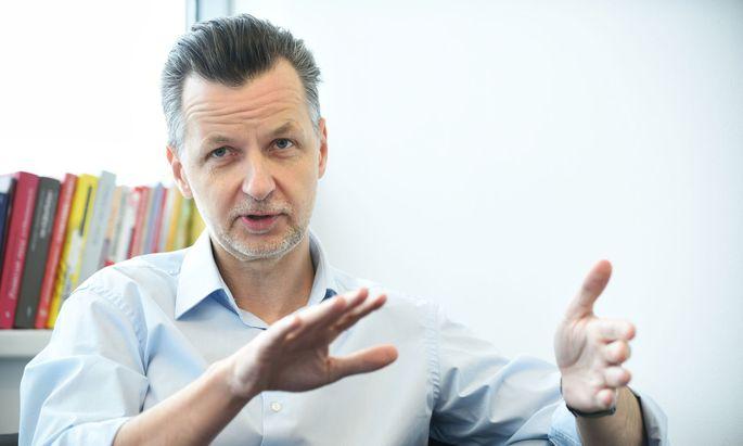 Vida-Vorsitzender Roman Hebenstreit