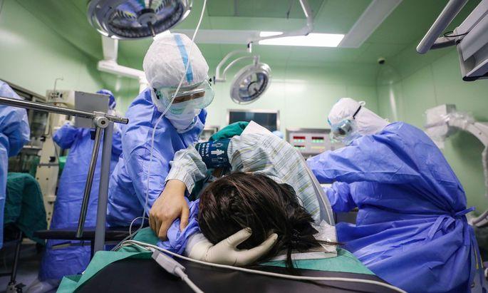 Epidemie: Zum ersten Mal keine neuen Fälle in Wuhan