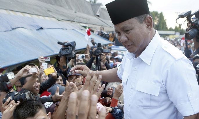 INDONESIA PRESIDENTIAL ELECTION