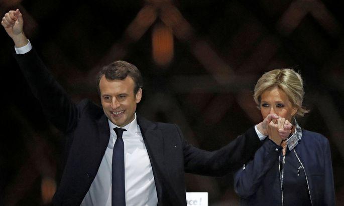 Emmanuel Macron hat eine Schicksalswahl für Europa gewonnen