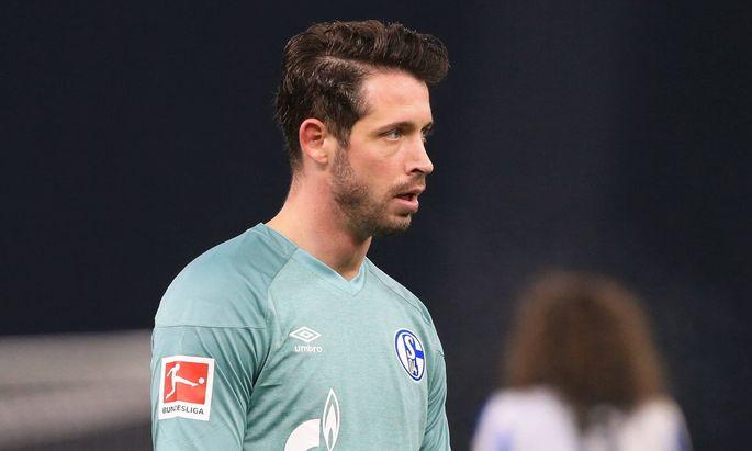 """Schalke-Stürmer Mark Uth polterte: """"Wenn wir so weiterspielen, sind wir nicht wettbewerbsfähig."""""""