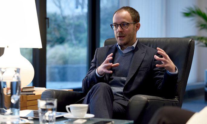 Allianz-Vorstand Rémi Vrignaud will digitale Lösungen und menschliche Intelligenz kombinieren.