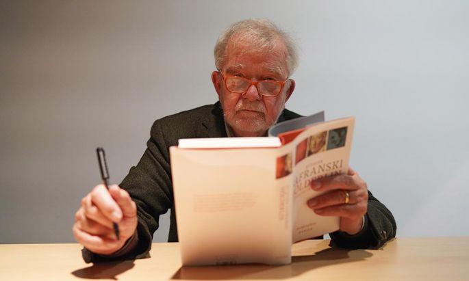 """Rüdiger Safranski: """"Ich liebe Hölderlin sehr, mache ihn aber nicht zum Mythos."""""""